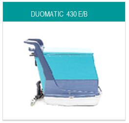 Toebehoren Wetrok Duomatic 430 E/B