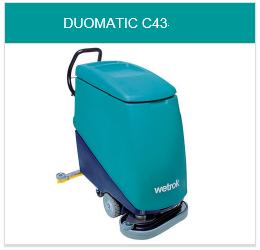 Toebehoren Wetrok Duomatic C43