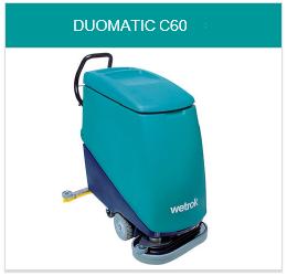 Toebehoren Wetrok Duomatic C60