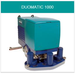 Toebehoren Wetrok Duomatic 1000