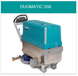 Toebehoren Wetrok Duomatic 550