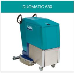 Toebehoren Wetrok Duomatic 650