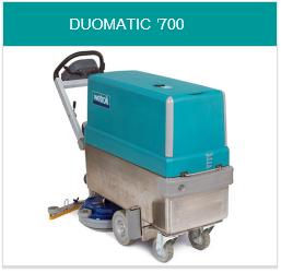 Toebehoren Wetrok Duomatic 700