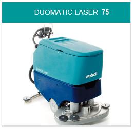 Toebehoren Wetrok Duomatic Laser 75