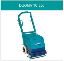 Toebehoren Wetrok Duomatic 350E
