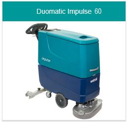 Toebehoren Wetrok Duomatic Impulse 60