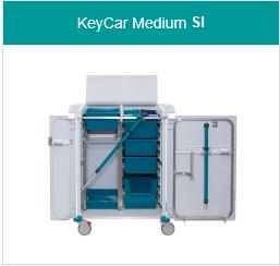 Wetrok KeyCar Medium SI