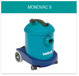 Toebehoren Wetrok Monovac 9