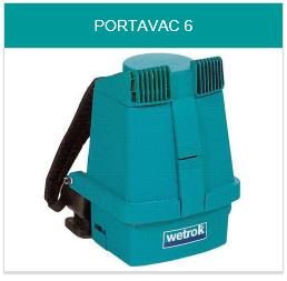 Toebehoren Wetrok Portavac 6