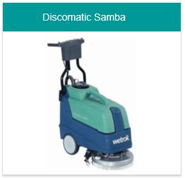 Toebehoren Wetrok Discomatic Samba