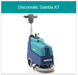Toebehoren Wetrok Discomatic Samba XT