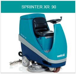 Toebehoren Wetrok Sprinter XR90