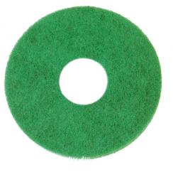 Standaard pad groen - diameter 43cm x 8mm (10 stuks per doos).