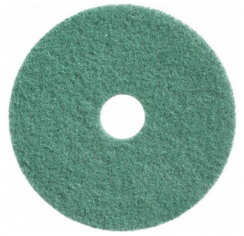 Twister pad groen - diameter 43cm x 22mm (2) (diamant pad)