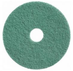 Twister pad groen - diameter 38cm x 22mm (2) (diamant pad)